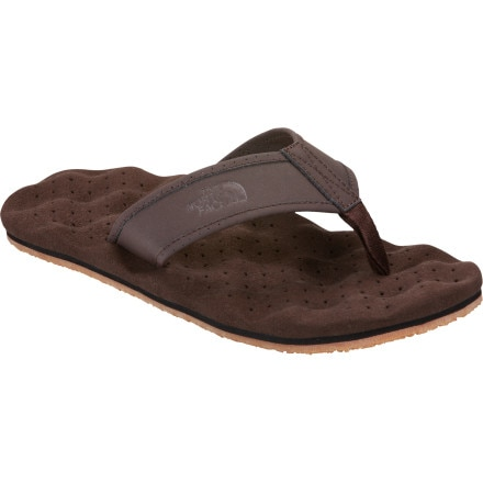 The North Face Base Camp Leather Flip-Flop - Men's
