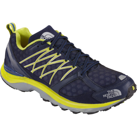 The North Face Double-Track Guide Trail Running Shoe - Men's