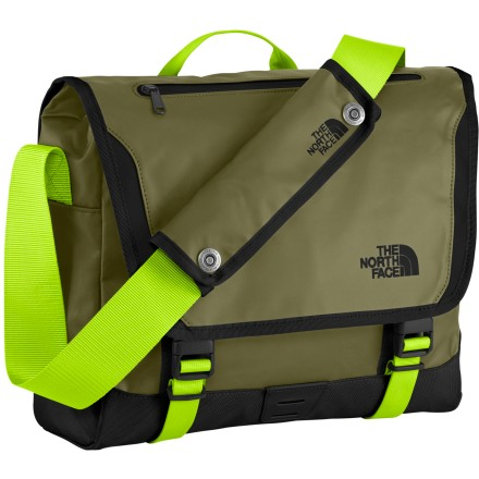 The North Face Base Camp Messenger Bag - 700-1200cu in
