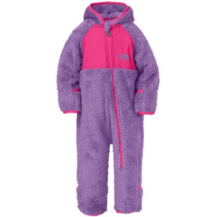 The North Face Plushee Fleece Bunting - Infant Girls'