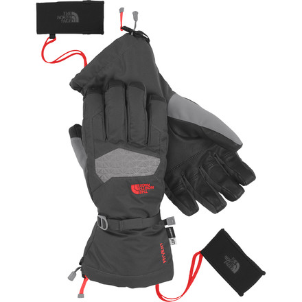The North Face Etip Facet Gloves - Men's