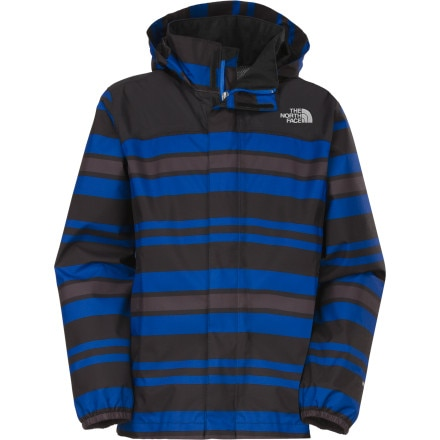 The North Face Printed Resolve Jacket - Boys'