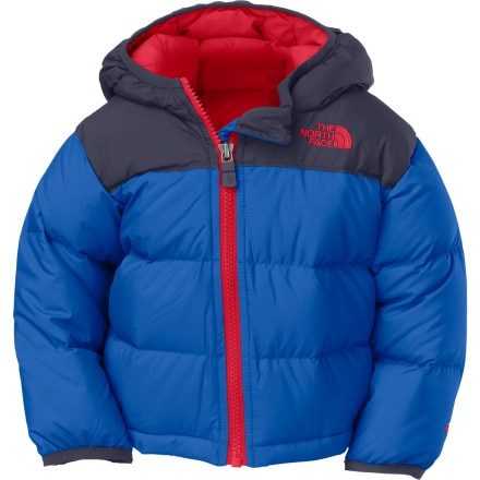 The North Face Nupste Hooded Down Jacket - Infant Boys'