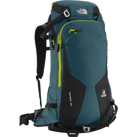 The North Face Patrol 34 Backpack - 2135cu in