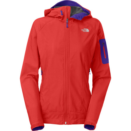 The North Face Valkyrie Softshell Jacket - Women's