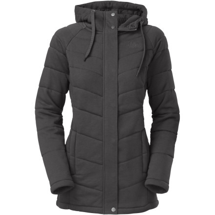The North Face Miss Kit Full-Zip Hooded Jacket - Women's