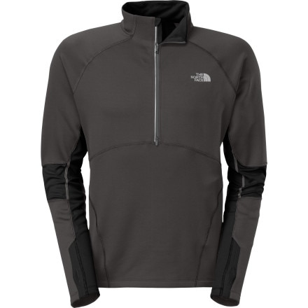 The North Face Momentum Zip-Neck Shirt - Long-Sleeve - Men's