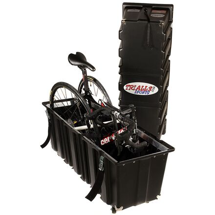 Tri All 3 Sports Velo Safe Custom Road Bike Case