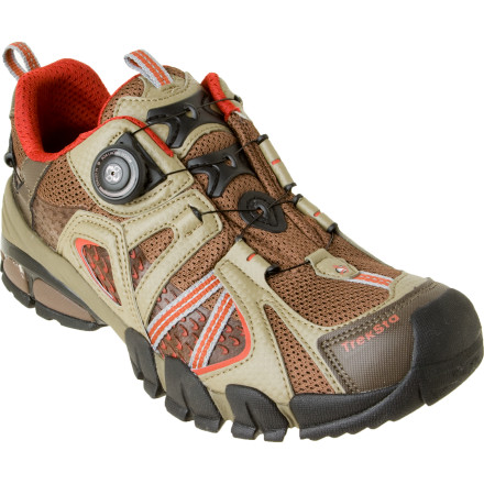 photo: TrekSta Men's Sidewinder trail running shoe