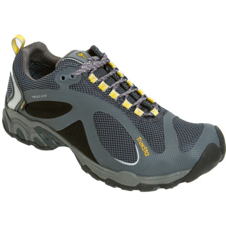 photo: TrekSta Evolution GTX trail shoe