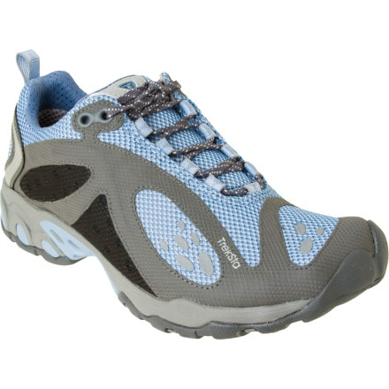 photo: TrekSta Women's Evolution trail running shoe