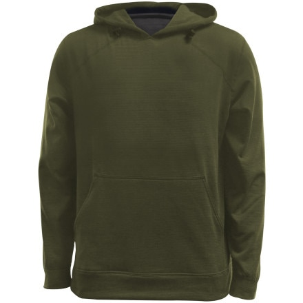 photo: Terramar Geo Fleece Hoodie