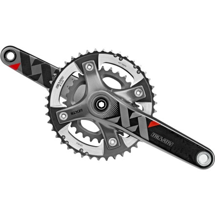 TruVativ XX BB30 164 Q-Factor Crankset