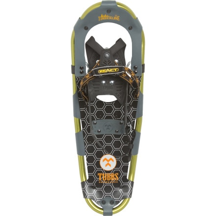 photo: Tubbs Timberline Series hiking snowshoe