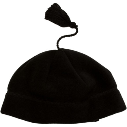 photo: Turtle Fur Chelonia 200 Ponytail Tassel Beanie