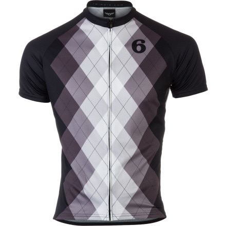 Twin Six Argyle Jersey - Short Sleeve - Men's