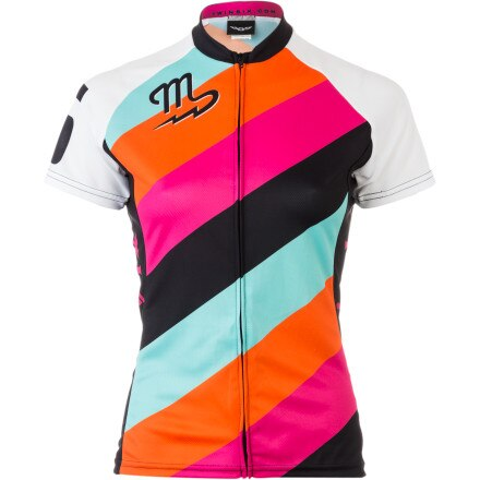 Twin Six Masher Jersey - Short-Sleeve - Women's