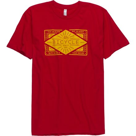 Twin Six Bicycle T-Shirt - Short-Sleeve - Men's
