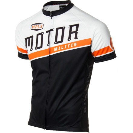 Twin Six Motor Jersey- Short-Sleeve - Men's