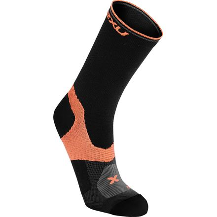 2XU Cycle Vectr Sock - Men's