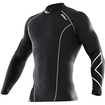 photo: 2XU Thermal LS Compression Top