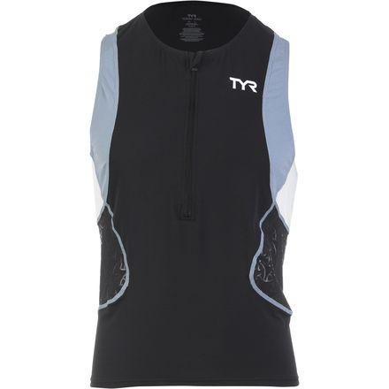TYR Competitor Singlet Men's Top