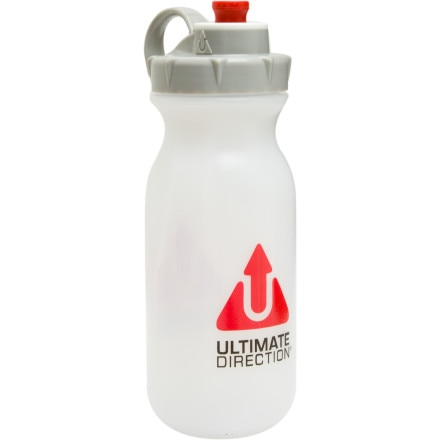 Ultimate Direction 20oz Water Bottle with Kicker Valve