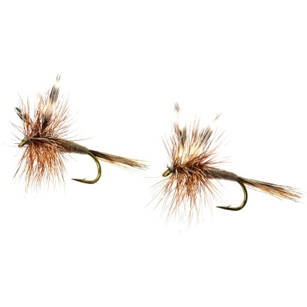 Umpqua Adams Fly - 2-Pack