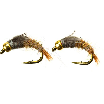 Umpqua Barr's Bead Head Emerger - 2-Pack