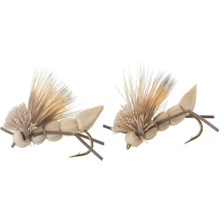 Umpqua Craven's Charlie Boy Hopper - 2-Pack