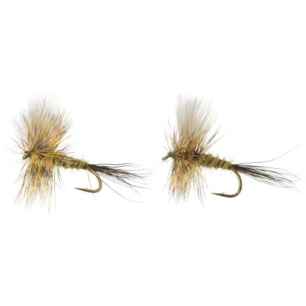 Umpqua Colorado Green Drake - 2-Pack