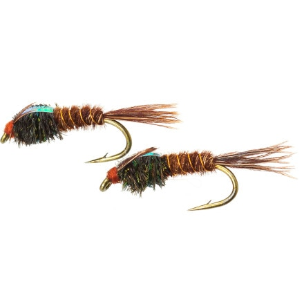 Umpqua Flashback Pheasant Tail - 2-Pack