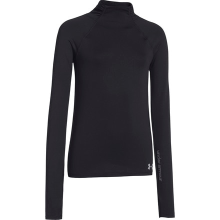 Under Armour Coldgear Funnel Mock Top - Girls'