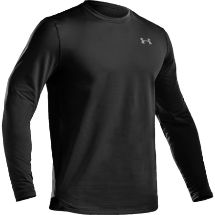 photo: Under Armour Men's ColdGear Crew long sleeve performance top
