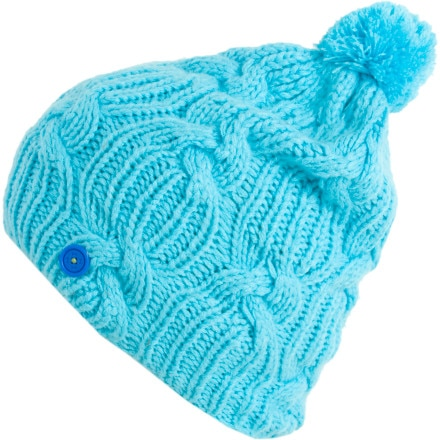 photo: Under Armour Snowmaggedon Pom Beanie winter hat