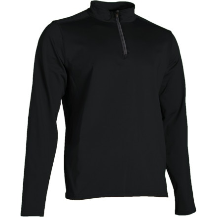 photo: Under Armour Coldgear Quarter-Zip Top