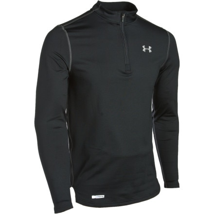 Under Armour Fitted ColdGear 1/4 Zip