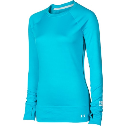 Under Armour Base 2.0 Crew Shirt - Women's
