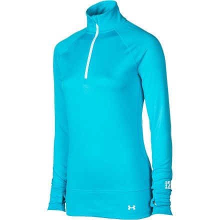 Under Armour Base 2.0 Quarter-Zip Top - Women's