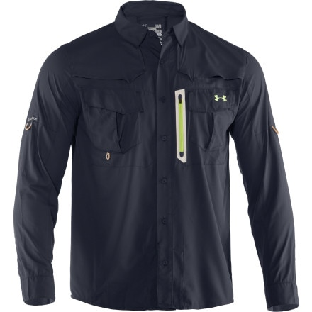 Under Armour Coldblack Abyss Guide Shirt - Long-Sleeve - Men's