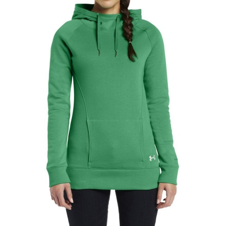 Under Armour Storm Mountain Cotton Pullover Hoodie - Women's