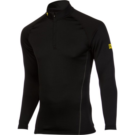 photo: Under Armour Base 3.0 1/4 Zip