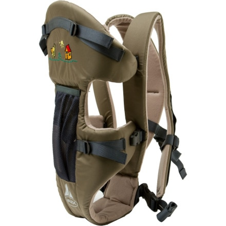 photo: VauDe Soft III child carrier
