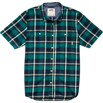Vans Averill Shirt - Short-Sleeve - Men's