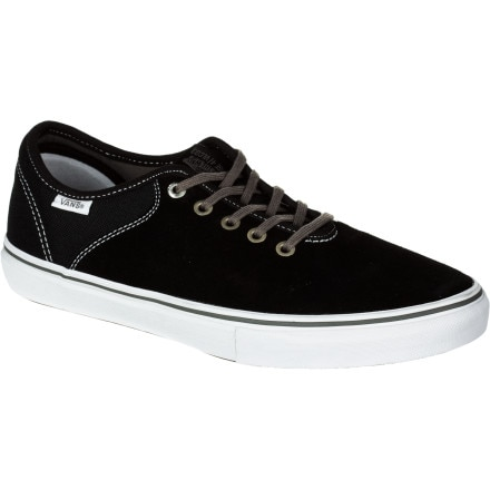 Vans Stage 4 Low Skate Shoe - Men's