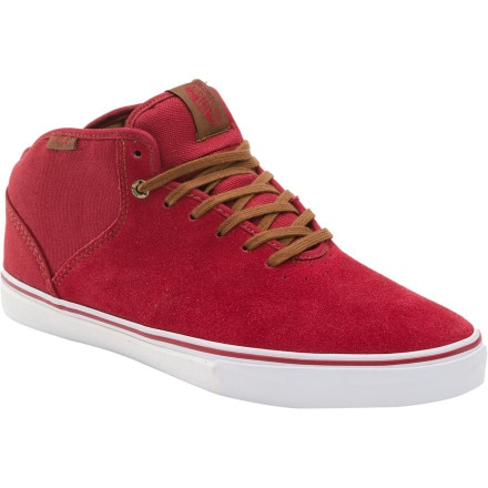 Vans Stage 4 Mid Skate Shoe - Men's