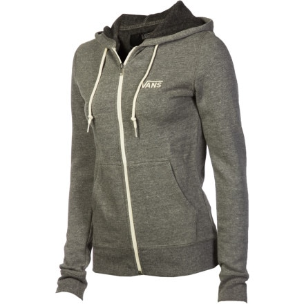 Vans Classic Fleece Full-Zip Hoodie - Women's