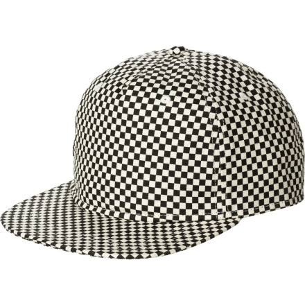 Vans Checkerboard Snapback Hat
