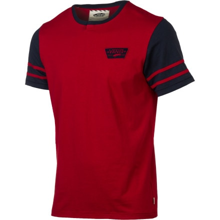 Vans Chester Crew - Short-Sleeve - Men's