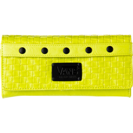 Vans Crushed Wallet - Women's